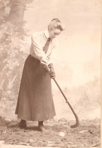 Constance Applebee, via Bryn Mawr College Archives.