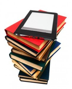 book-stack-and-ereader