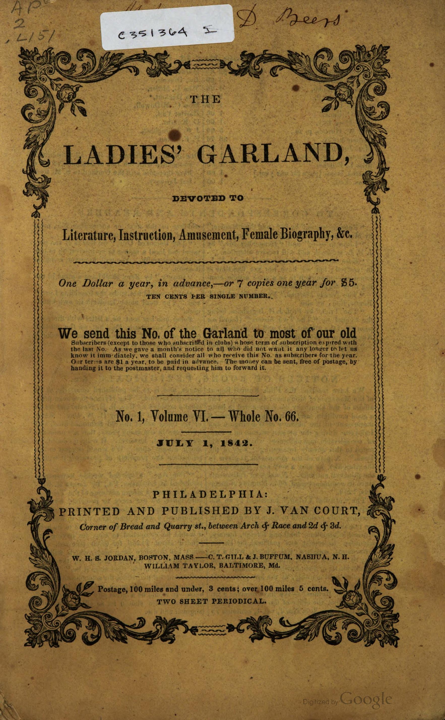 LadiesGarland_TitlePage