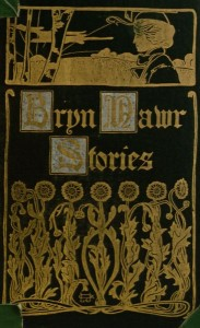 Monica's summer reading: A Book of Bryn Mawr Stories (1901)