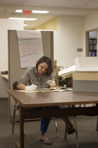 Elizabeth in Special Collections