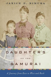 daughters of the samurai cover